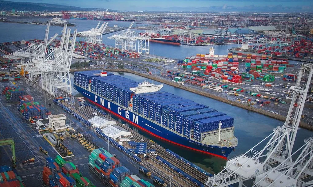 Possibilities of Smart Containers in Lagos Ports.