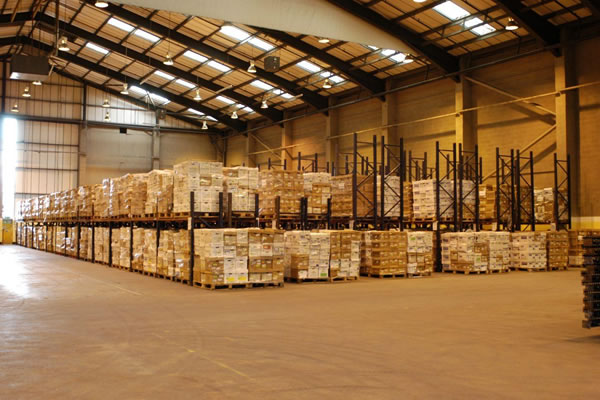 Warehousing & Cargo Storage